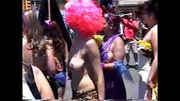 2007 mermaid sex gril and boy parade 1