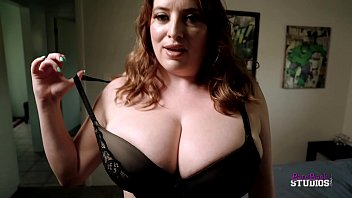 thick step mom with huge tits catches me jerking off www six video download - maggie green
