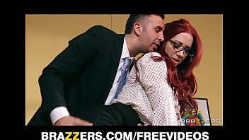 stunning redhead businesswoman closes a www realsex com big deal