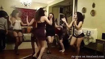 arabian girlfriends freesexvideos dancing in lingerie