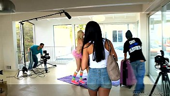 www xnxx com2016 chloe foster and adriana chechik at webyoung
