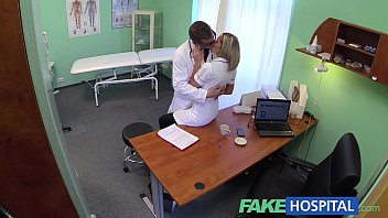 fakehospital naughty blonde nurse gets doctors xes vidio full attention