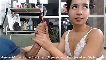 edging handjob bj and cum swallowing part                  4 - http isapaz90.manyvids.com