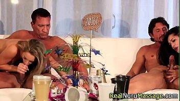 spunk faced pprn videos masseuse fuck