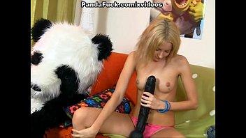 sex with big bobbs a teddy bear