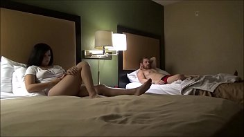brother and sister share a hotel room www freecam8 com - annika eve - family therapy - preview