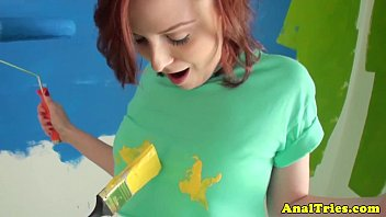anal loving redhead teen wwwporn fucked pov