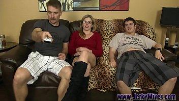 fucking mummy sex my stepson behind my husbands back - cory chase