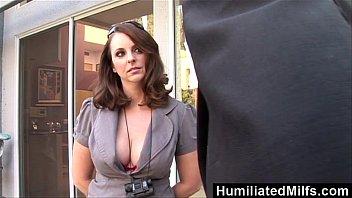 humiliatedmilfs - stalker m sunporno com fucks the bodyguard