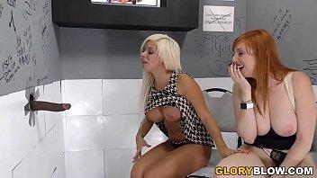 anal slut lauren phillips and xxx porner sara st. clair - gloryhole