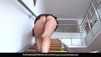mamacitaz - ella hughes car tips and tricks elisa odiosa - big ass colombian maid drilled hard in hot pov sex