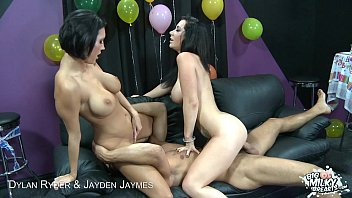 big titted dylan ryder and jayden naked full body massage jaymes in threesome