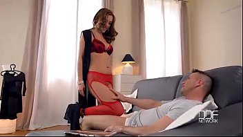 stockings hot three player game porn in footjob a red phoenix dominica gives st op jerki ng of f vi sit fuckhub 2 4.com