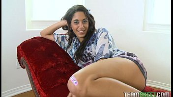 cute latina gia steel stroking and sucking cock like xxx hot vidio com a pro