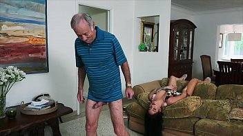 blue pill men - we get old man johnny an escort aria rose to top sex vedio fulfill his depraved fantasies