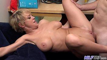 sex www com milf trip - super horny blonde big-boobed milf can t get enough cock
