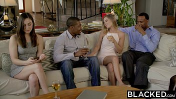 blacked first interracial x viedo threesome for sydney cole