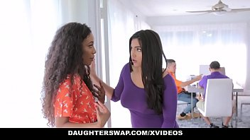 daughterswap - horny latina teens demi sutra julz pron movies gotti having an orgy