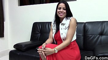 first casting with arabicsex fucking an hot busty latina