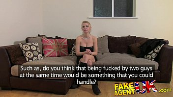 fakeagentuk noty amarica filthy hot euro girl in anal casting