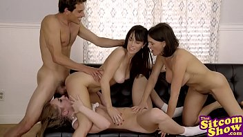threesome company - three may sex without clothes be company but four is a party