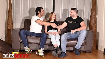 my friend bet dani daniel first cock his girlfriend and i enjoyed her - paola hard and magic javi and lucio saints