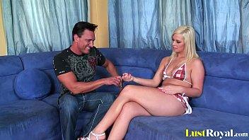 sexy blonde babe tara arab nude lynn gets ravished hard