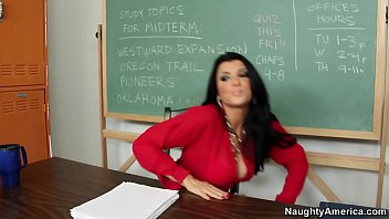 naughty america - find your indian saxy video fantasy teacher romi rain fucking in the chair with her tits