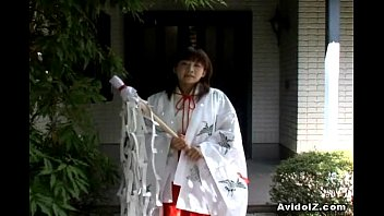 cute asian double blowjob school girl forced sex and cum slurp