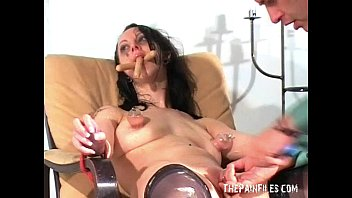 removing girls bra messy female humiliation and extreme domination