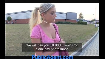 publicagent natally xxx video 2019 shows me more than just her big boobs outdoors.