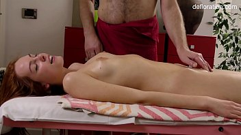 amy ledenez massage sexyporn for the first time
