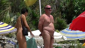 xn vedio saw this girl on nude beach in spain