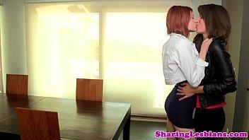 lesbian babes taste xxxvideo sex each others goods