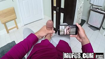 mofos - busted babysitters - milf and callgirl sex spinner threesome starring