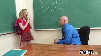 wankz shakira nude - teen gets creampied by teacher