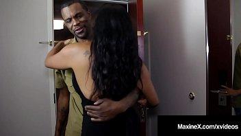 ass fucked asian milf maxine-x is natasha malkova butt banged by black cock