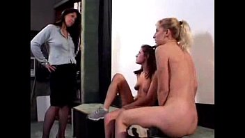 horny milf playing www vporn com with hot lesbians