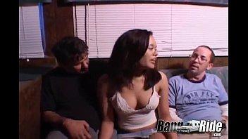 asian yuojizz com girl fucking 2 guys in a van