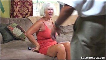 prone xxx granny blowjob