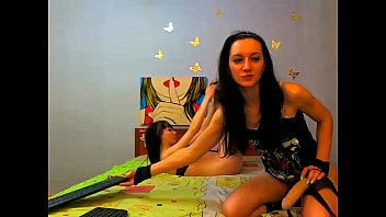 two mia sand nude europe chicks fuck on webcam