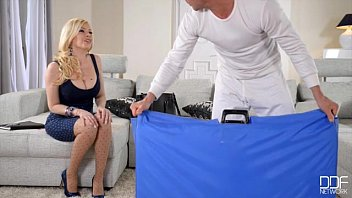 big titty blonde sexo com gets fucked in all holes