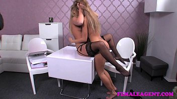 femaleagent when agents collide sexual sparks ypuporn will fly