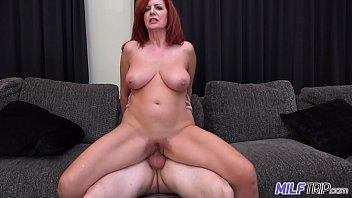 milftrip big tit redhead milf creams on big dick dady dauther sex fountain of youth