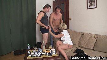 horny blonde granny xxx hot image com double penetration