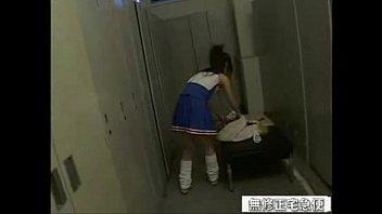japanese schoolgirl fucked in the uporn locker room