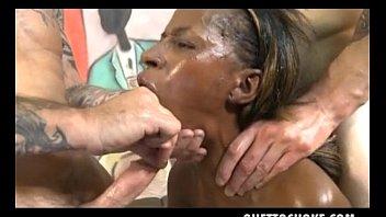 xvefios spankbang stupid skinny black ghetto stephinne face fucked raw 480p-1