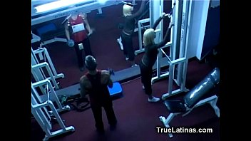 latin babe gets fucked by world best sex vedios gym trainer