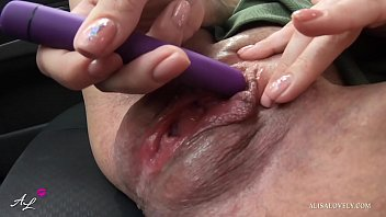 stepsister in stockings dirty seat in sexi video download com car masturbating and orgasm from vibrator