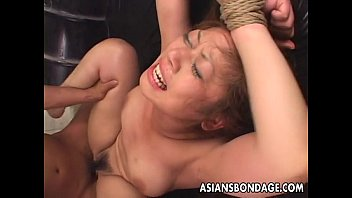 tied up asian babe gets ww sex vedeo com fucked long and hard